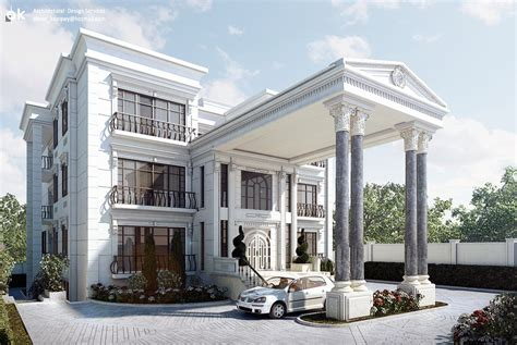 classical house design exterior design client mr brook country ethiopia