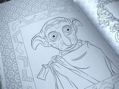 harry potter coloring book inside check out the new harry potter magical creatures