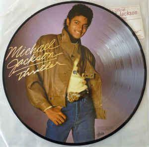 michael jackson thriller album biography michael jackson thriller vinyl lp album at discogs