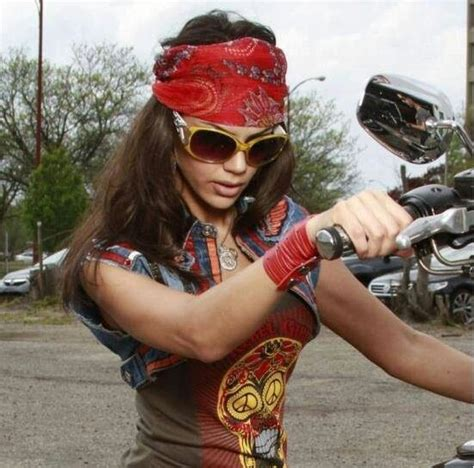biker bandana look cute on thin hair bandanas for women motorcycles and stuff pinterest