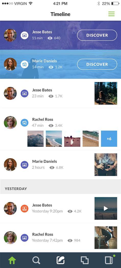 website patterns ux 47 best ux timeline pattern images on pinterest app