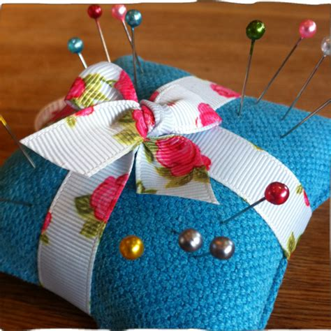 Handmade Pin Cushions - handmade pin cushion ethical kidz