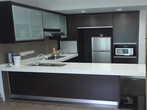 Melamine kitchen cabinets kabinet dapur moden gambar kabinet dapur interior designs