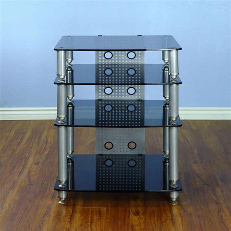 Vti Audio Rack by Vti 36000 Series Professional Audio Rack Silver Poles