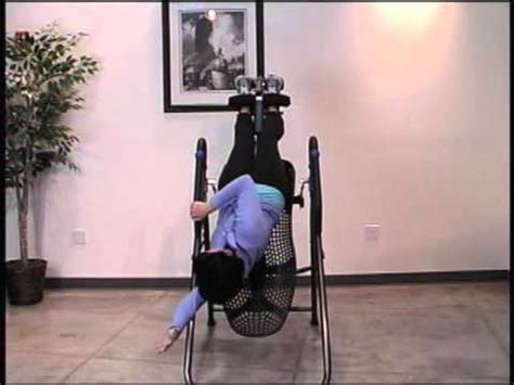 diy inversion table inversion table how to save money and do it
