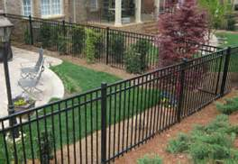 Ameristar fence products aluminum and steel decorative