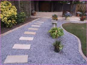 Decorative garden stones home design ideas