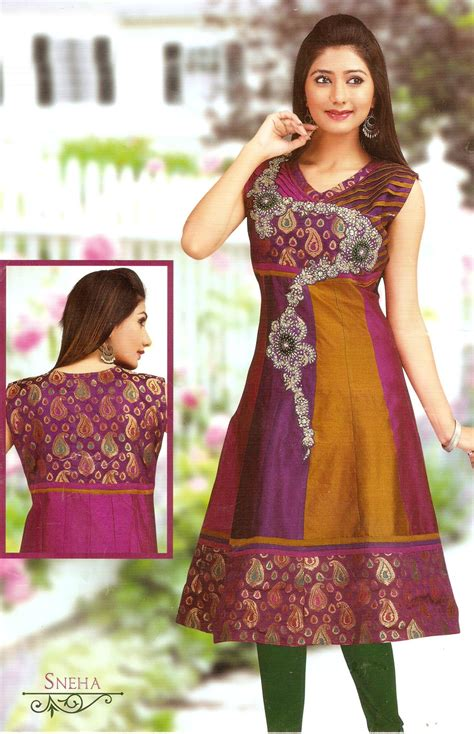 new pattern kurti image brocade kurtis for classy and lavish impression online
