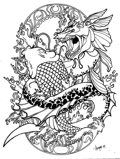 leviathan tattoo by ramon on deviantart