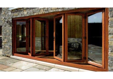 Extbif Folding And Sliding Exterior Bifold Door Systems Bifold Doors Exterior
