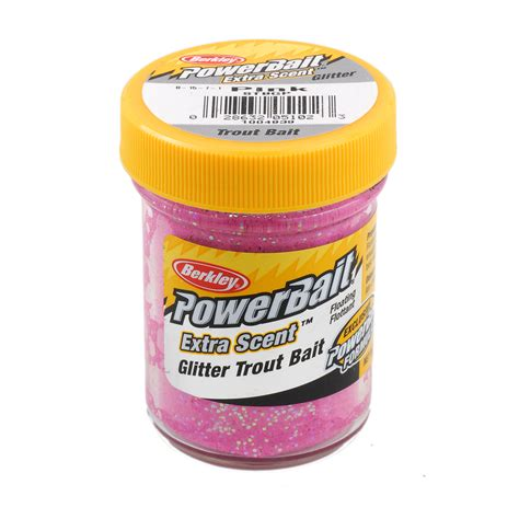 what is a bait powerbait glitter trout bait ebay