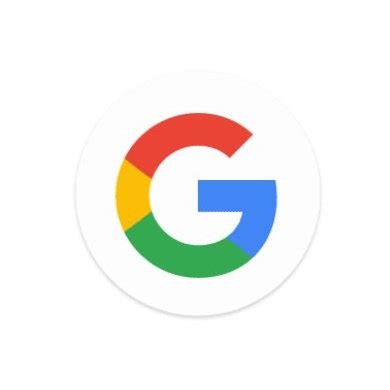 design google con icons google updates logo with a flatter design and a sans serif