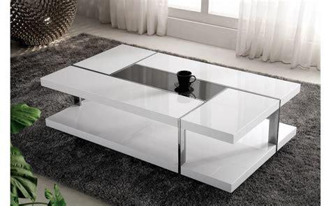 canapé design noir et blanc table de salon bois laqu 233 noir comforium com