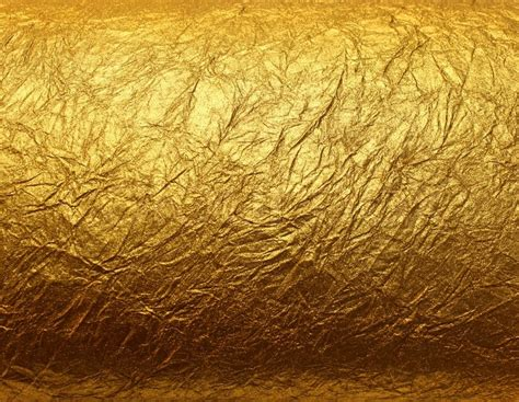 wallpaper gold leav shiny yellow leaf gold foil texture background stock