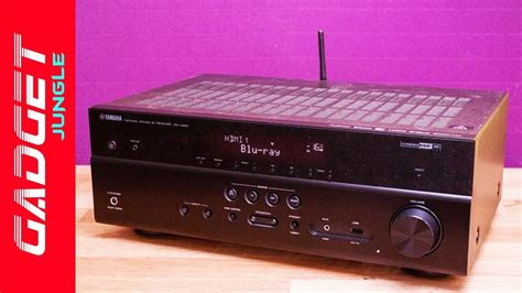 home theater receiver  yamaha rx vbl review