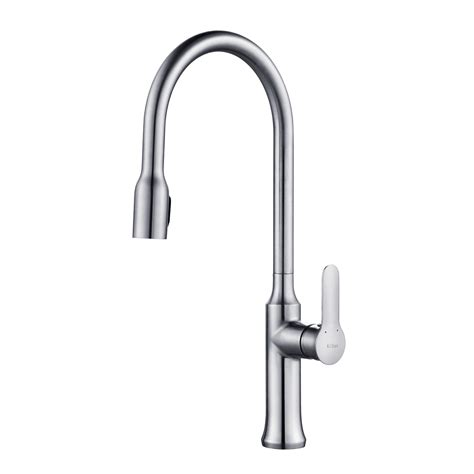 kraus kitchen faucet reviews kraus kpf 1660 nola single lever concealed pull down
