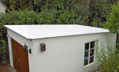 kosten garagendach sanieren gartenhaus dach erneuern gartenhaus dach erneuern