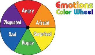 color feelings do2learn educational resources for special needs