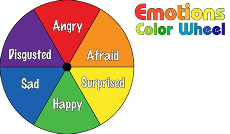 color of emotions do2learn educational resources for special needs