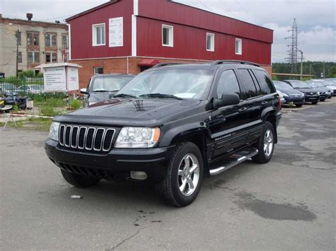 Problems With 2001 Jeep Grand 2001 Jeep Grand Photos 4 7 Gasoline Automatic