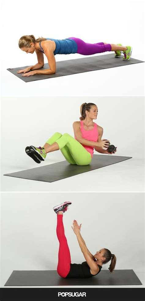 782 best images about ab and workouts on abs popsugar and side plank