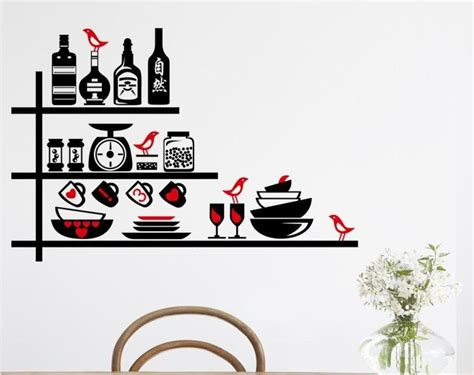 Kitchen Cabinets Online Cheap Kitchen Pantry Organizer Wall Sticker Shelves Country Home