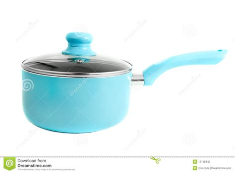 Retro Kitchen Design Pictures blue cooking pot stock photo image 13168440