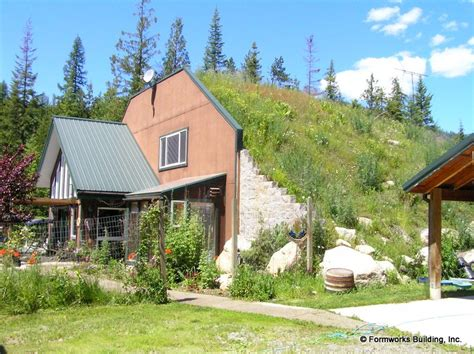earth sheltered homes rising popularity around the world