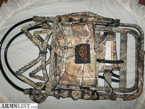 Comfort Zone Treestand by Armslist For Sale Trade Comfort Zone Climbing Stand