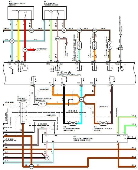 97 4runner starter wiring diagram wiring diagram with