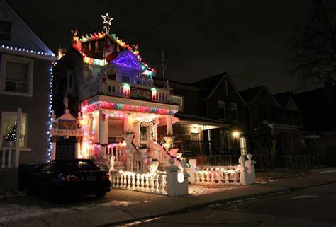 Cool Extreme Christmas Lights Toronto Cool Light Displays