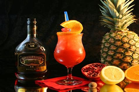 Jamaican Planters Punch by A Guide To Signature Cocktails Of The Islands