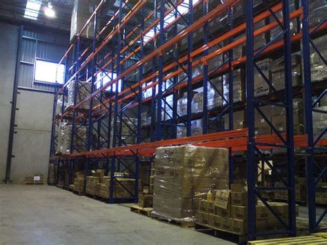 Used Warehouse Racking by Second Pallet Racking Used Warehouse Racking In