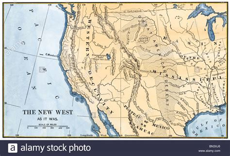 map of the united states in 1800 map of the western frontier in the united states 1800s