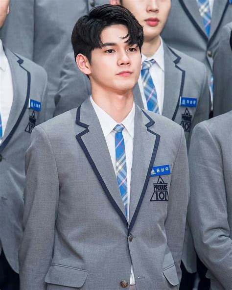 Sweater Produce101 S2 Hitam 129 best ong seong woo images on produce 101
