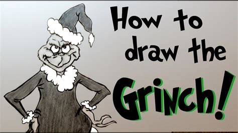 ep    draw  grinch youtube