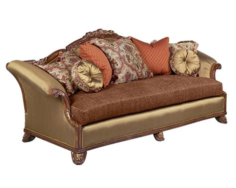 traditional couch benetti s traditional sofa norina btno317