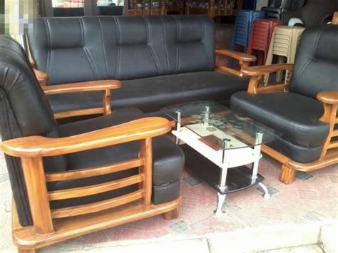 new 2255 black sofa set for selling chennai zamroo