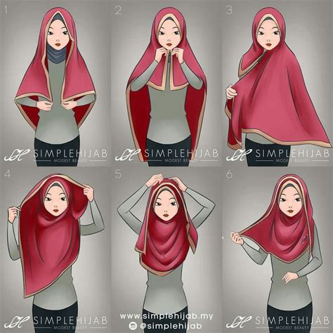 Kerudung Segi Empat Butterfly Mat Cotton square tutorial most useful with a wide square or a wide shawl hijaab