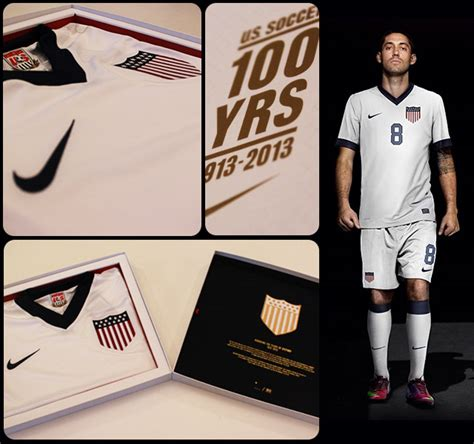 Soccer Jersey Giveaway - contest win a u s soccer centennial jersey designed by nike the 91st minute
