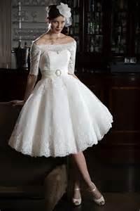 50 s style wedding dresses fifties style wedding dresses