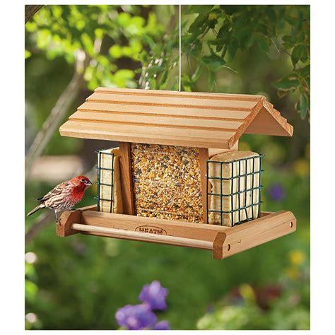 suet n seed bird feeder 14 99 free s h