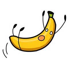 Ayo Beli J011 Orange Line fruits apple papaya banana orange stiker kreator