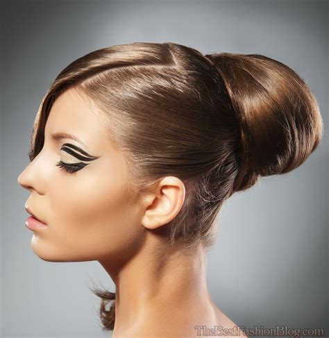 Hairstyle Bun by Bun Hairstyles 2015 Thebestfashionblog