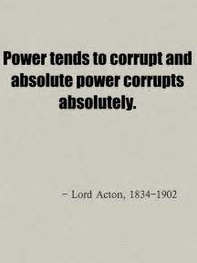Power Quotes Quotes About Power And Corruption Quotesgram