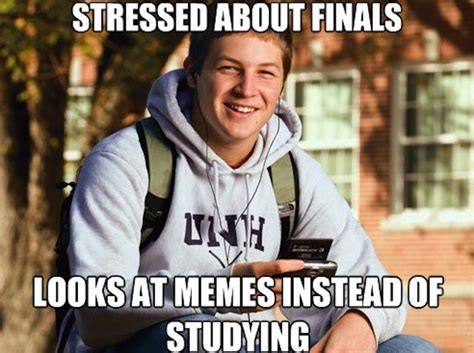 College Humor Meme - best 25 finals meme ideas on pinterest student life