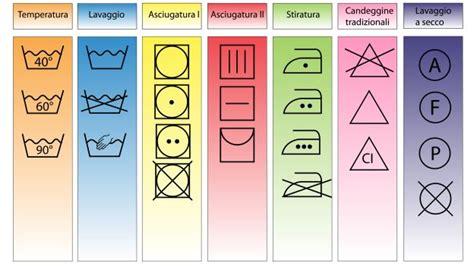 Simboli Lavatrice Centrifuga by Come Leggere Le Etichette Dei Vestiti Deabyday Tv