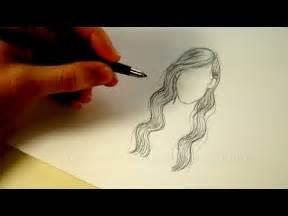 frisuren zeichnen anleitung zeichnen lernen haare frisur zeichnen mit bleistift tutorial 2