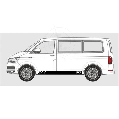 Vw T5 Aufkleber Edition 25 by Edition 25 F 252 R T4 T5 Aufkleber