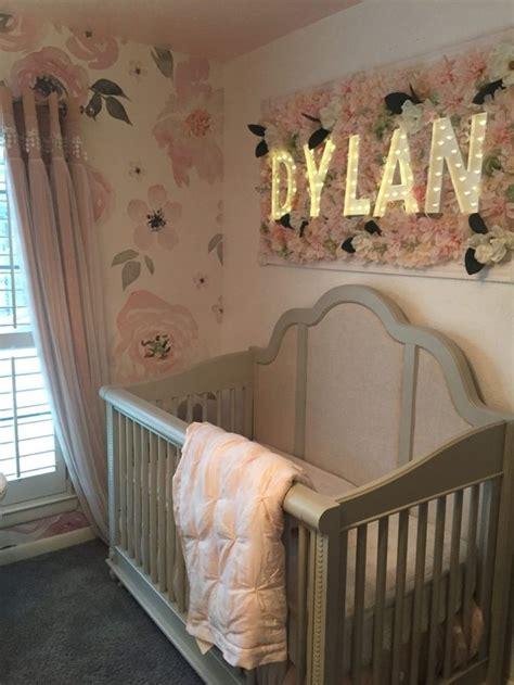 room name ideas best 25 flower nursery ideas on baby room diy